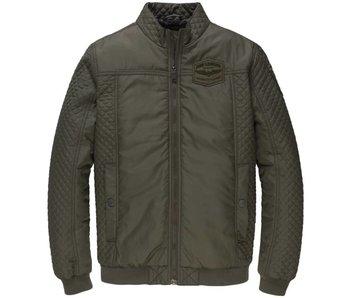 PME Legend Bomber jacket DIVE BOMBER Beluga PJA181100