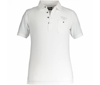 State of Art Polo korte mouw wit 461-18327-1100