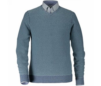 State of Art Pullover blauw 124-18238-5734