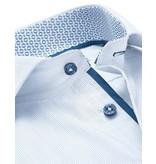 Ledub Shirt blauw 0136759-170-170-185