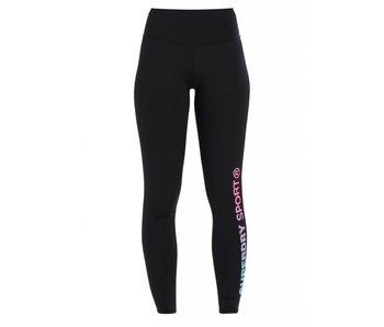 Superdry Sport essentials legging zwart G70004PQ