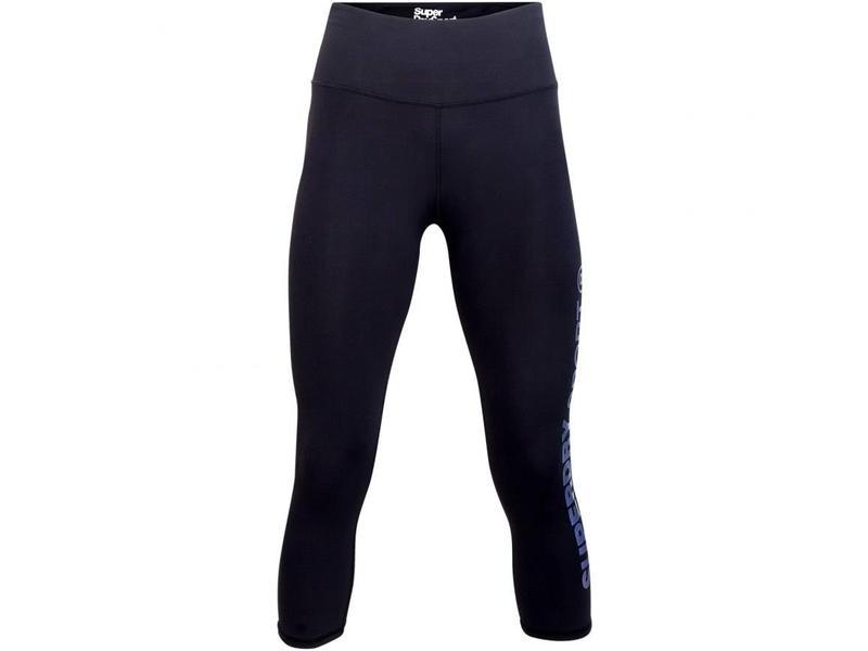 Superdry Sport 3/4 legging zwart G70005PQ