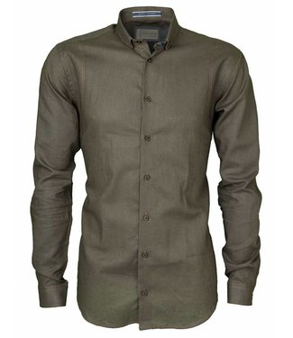 Ledub Shirt groen 3100001-590