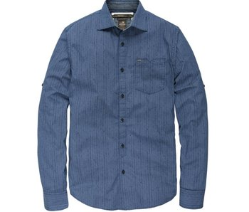 Vanguard Long Sleeve Shirt CF Bakersfield Medieval Blue VSI182400