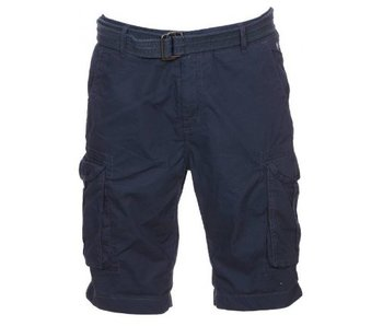Petrol Industries Short cargo donkerblauw m-ss18-sh0500