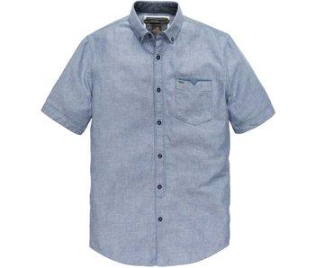 Vanguard Short Sleeve Shirt Rawlings Pastel Turquoise VSIS183410-5049