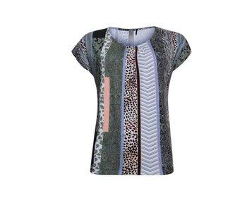 Poools T-shirt multicolour 823101