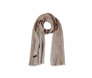 10Days Plain scarf bruin 20-903-8102