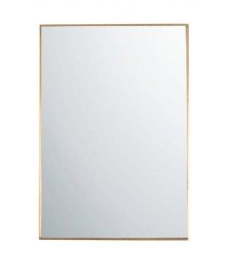 Zusss Spiegel rechthoek goud