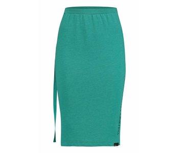 Penn & Ink Skirt print groen S18T036LTD