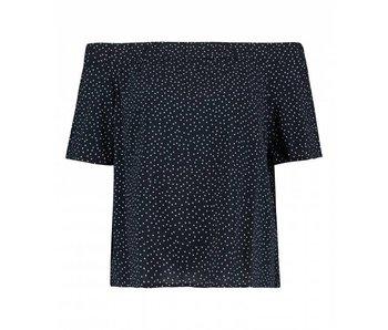 T-shirt explorer donkerblauw 1802020226