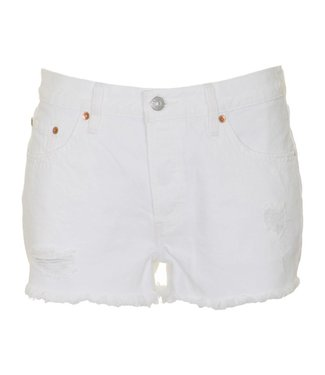 Levi's 501 short super sonic wit 32317-0082