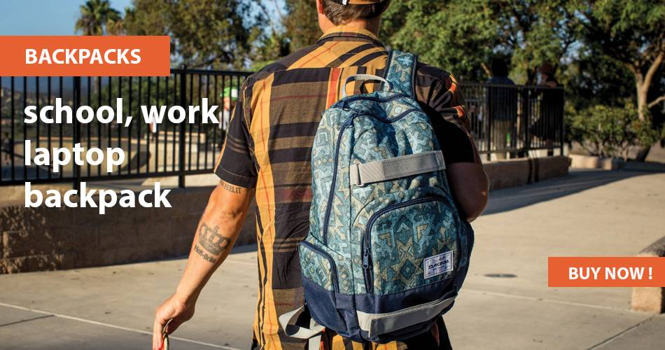 School work laptop backpacks