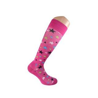 Starling pink steunkousen lichte compressie butik21 - Ondersteuning fer smeden ...