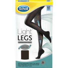 Scholl Scholl Light Legs panty 60 denier Zwart