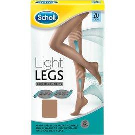 Scholl Scholl Light Legs 20 denier Beige