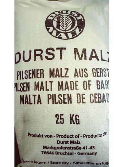 Kügler-Mühle Pilsner Gerstenmalz 25 kg