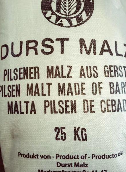 Kügler-Mühle Pilsner Malz geschrotet