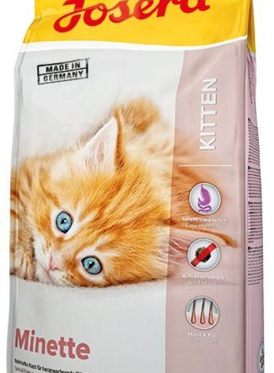 Josera Minette für die junge Katze