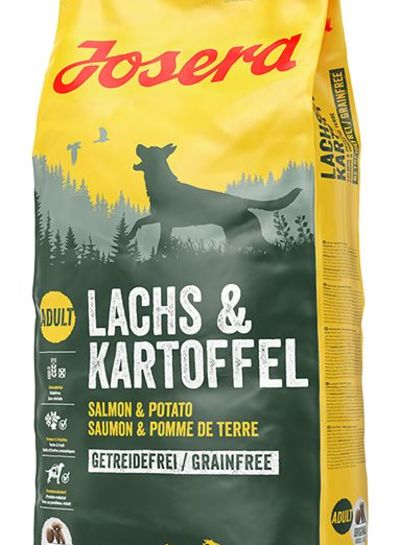 Josera Lachs&Kartoffel 15kg