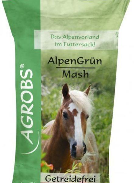 Alpengrün Mash