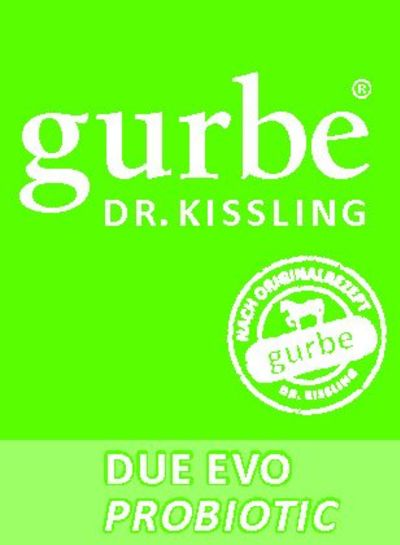 Dr.Kissling Gurbe Pferdefutter Dr.Kissling Gurbe Due Evo Probiotic