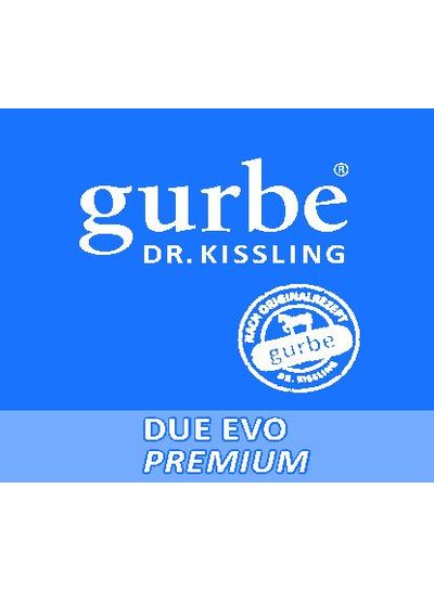 Dr.Kissling Gurbe Pferdefutter Dr.Kissling Due Evo 20 kg