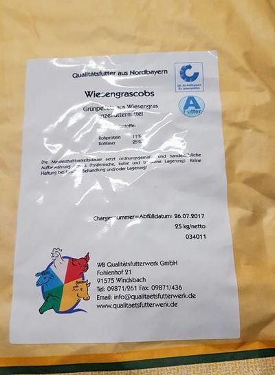Wiesencobs 25 kg Windsbach