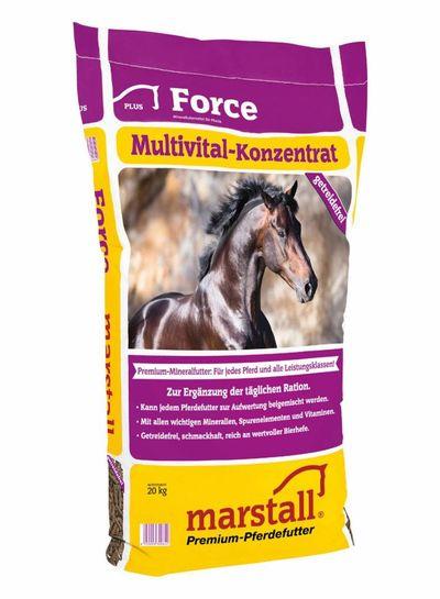 Mineralfutter Force Marstall