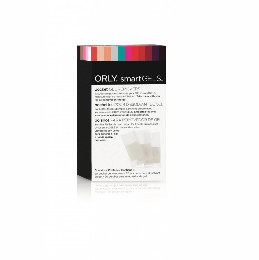 ORLY ORLY SmartGels - Pocket Removers