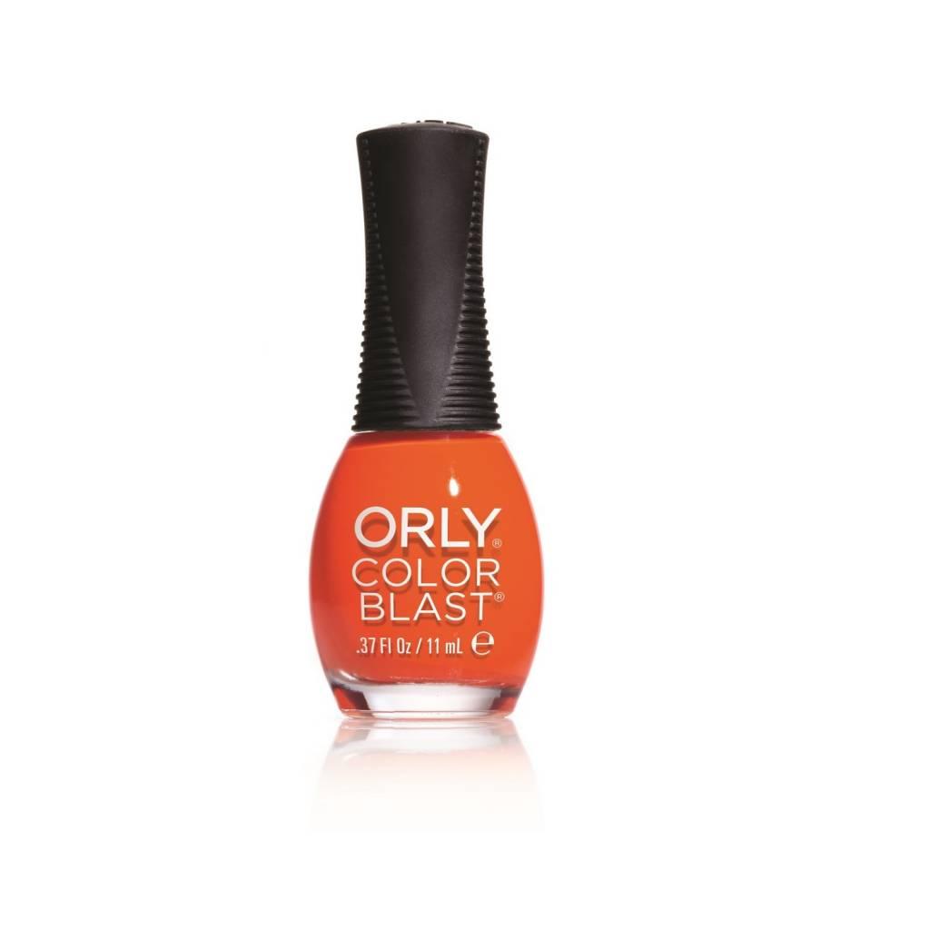 ORLY Nagellak  ORLY Tangarine Neon
