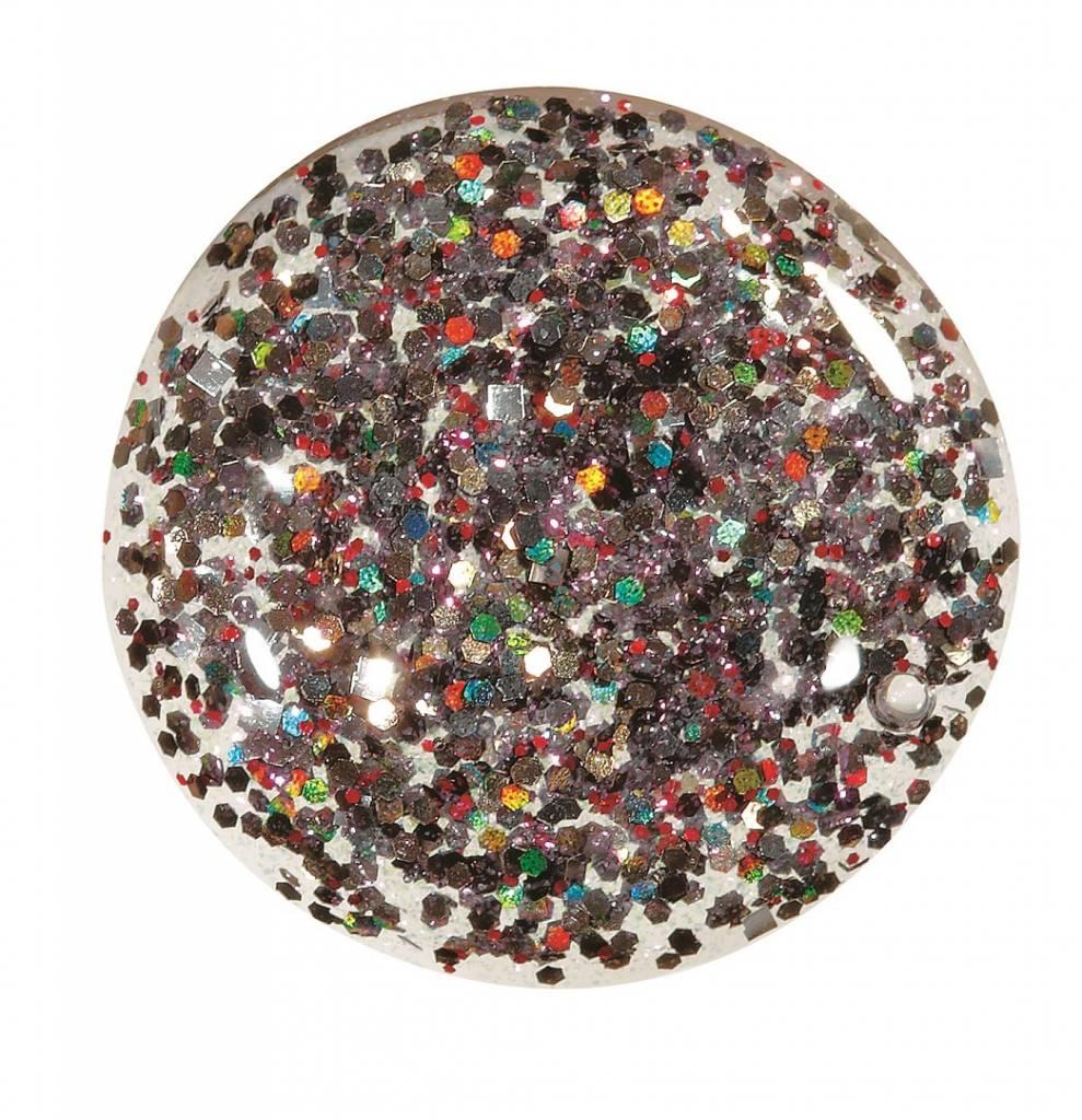 ORLY Nagellak  ORLY Plum Chunky Glitter