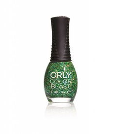 ORLY Lime Green Chunky Glitter