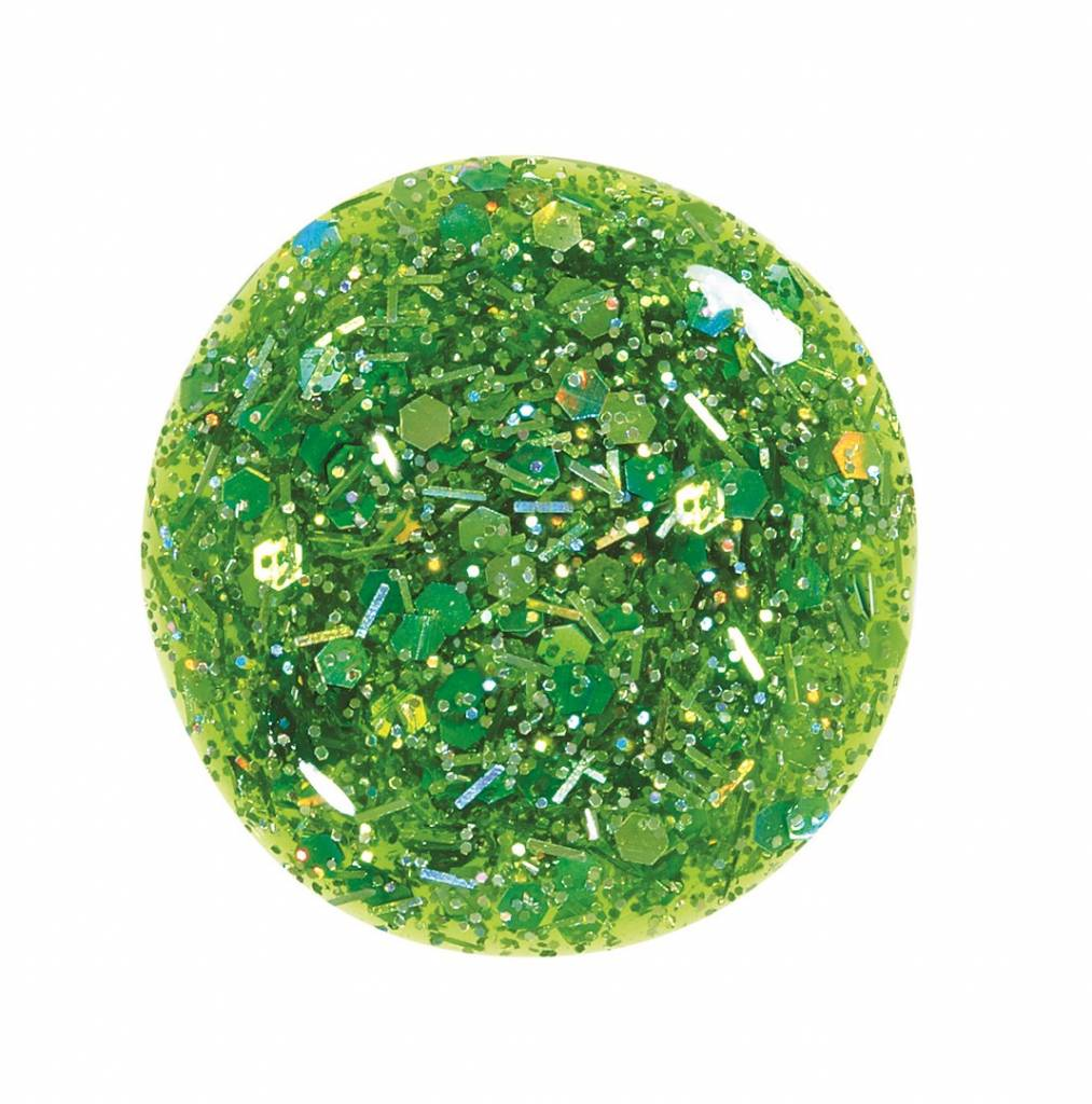ORLY ORLY Lime Green Chunky Glitter