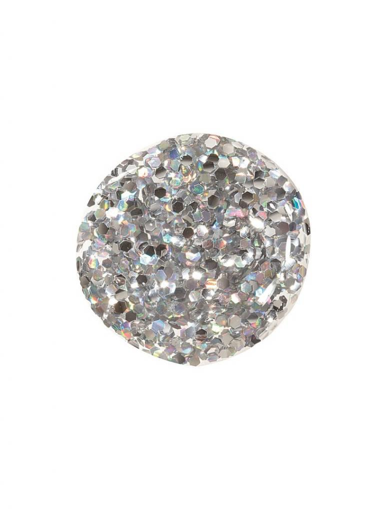 ORLY Nagellak  Silver Holo Chunky Glitter