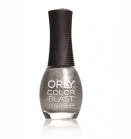 ORLY Silver 3D Glitter