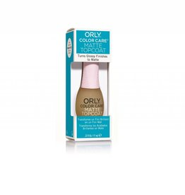ORLY Matte Topcoat