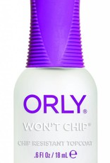 ORLY ORLY Won't Chip - Helps prevent Nail Color from Chipping
