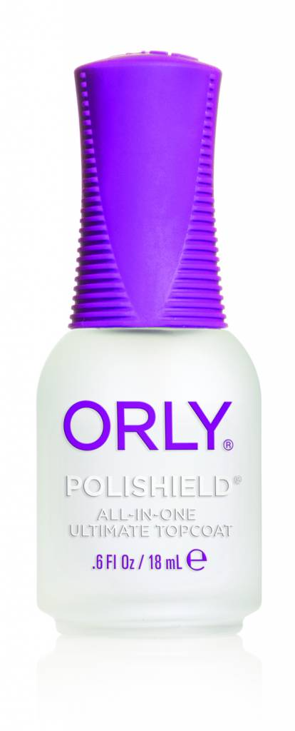ORLY ORLY Polishield - For Quick-Dry High Shine Long Lasting Manicures