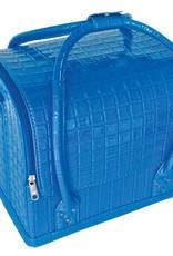 Bell'ure Beautycase Crocco Blue