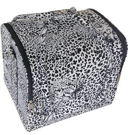 Bell'ure Cas de Beauté Print Leopard