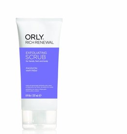 ORLY ORLY Rich Renewal Scrub Passion 237ml