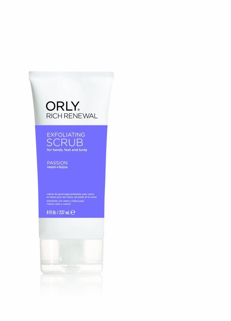 ORLY ORLY Rich Renewal Exfoliating Scrub Passion 237ml