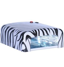 Bell'ure UV-lamp Zebraprint