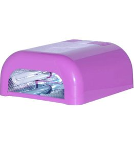 Bell'ure UV-lamp Purple 4x9 watt
