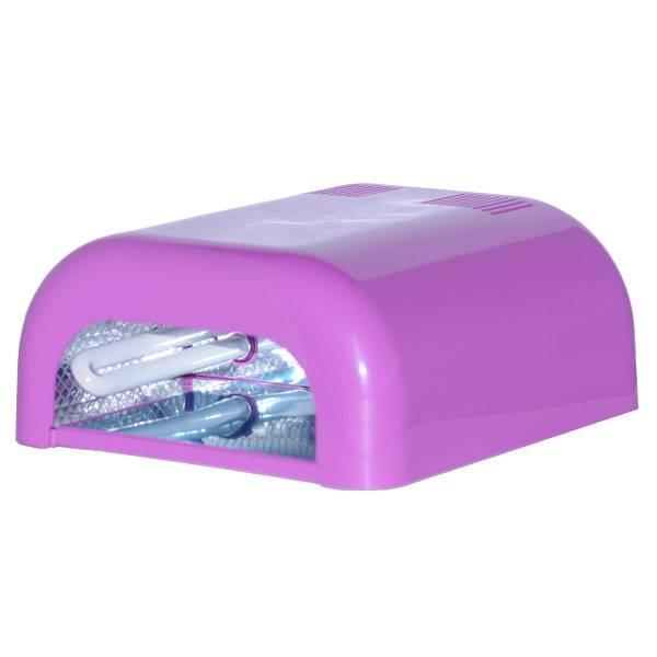 Bell'ure UV-lamp Purple '4X9 watt