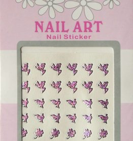 Bell'ure Nail Art Sticker 3D 100