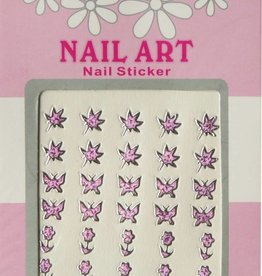 Bell'ure Nail Art Sticker 3D 102