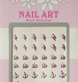 Bell'ure Nail Art Sticker 3D 105