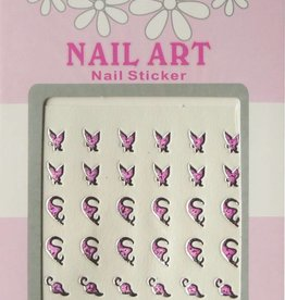 Bell'ure Nail Art Sticker 3D 106